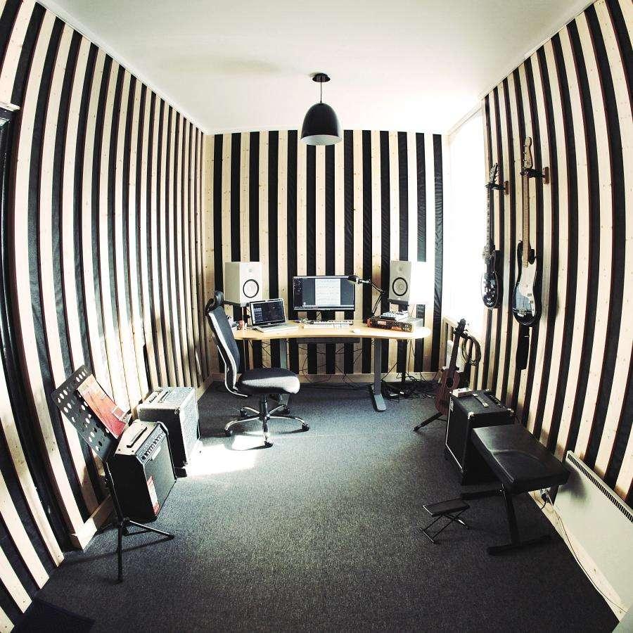 Kitarri eratunnid meie stuudios